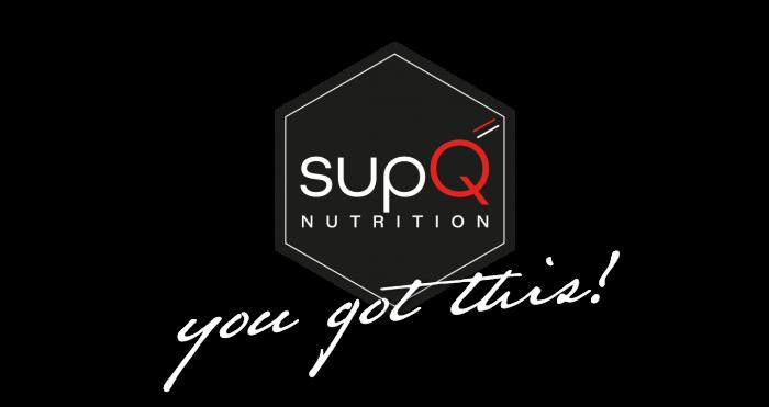 SupQ - logo tagline