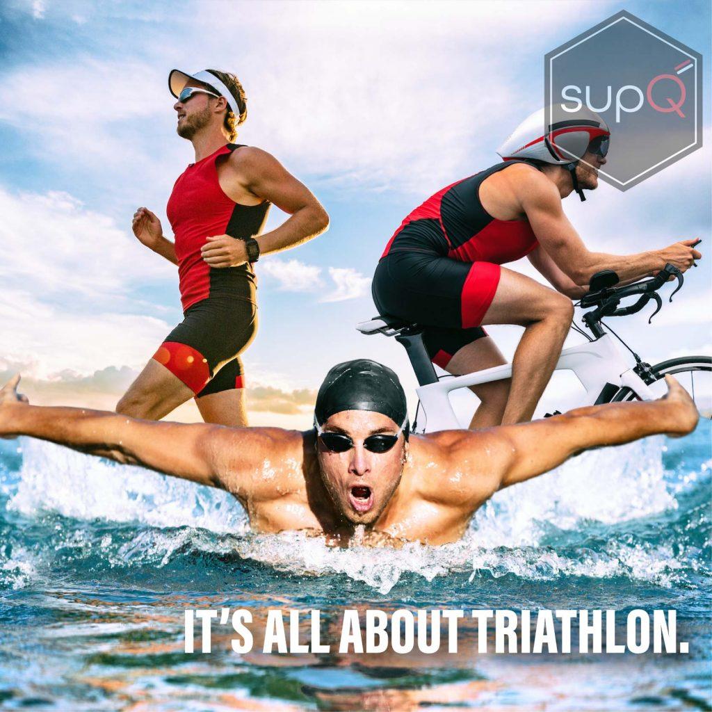 about triathlon