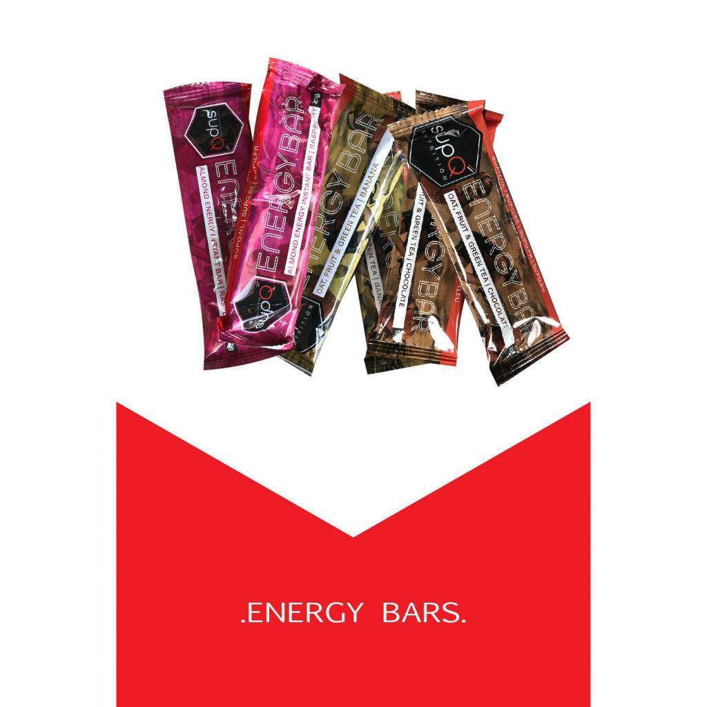 SupQ energy bars