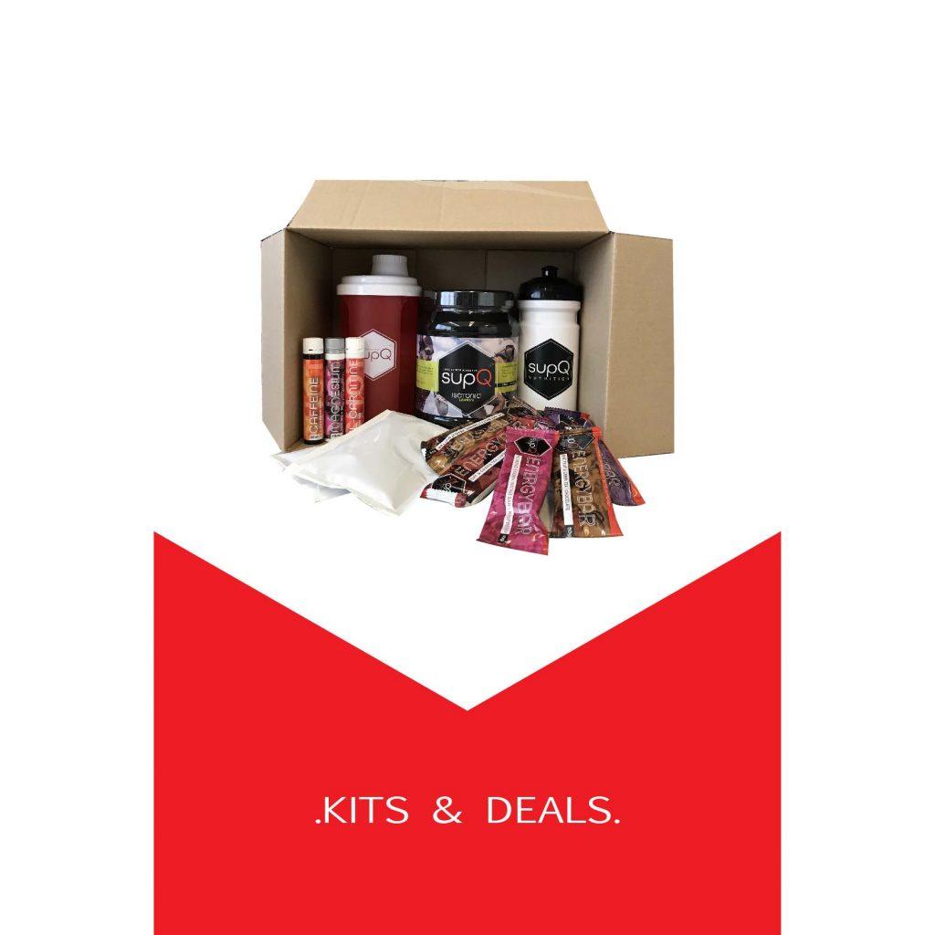 SupQ kits and deals